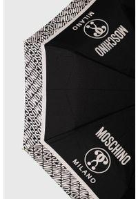 MOSCHINO - Moschino - Parasol. Kolor: czarny