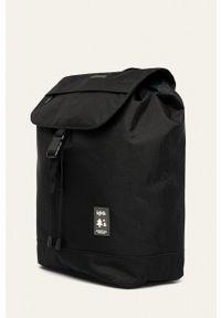 Lefrik - Plecak. Kolor: czarny. Wzór: paski