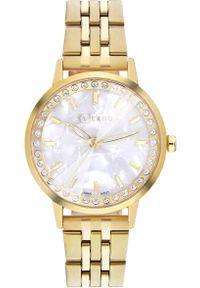 Biały zegarek Ruben Verdu