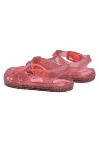 Mayoral - Sandały MAYORAL - 41.308 Coral 61. Kolor: różowy. Wzór: aplikacja. Sezon: lato