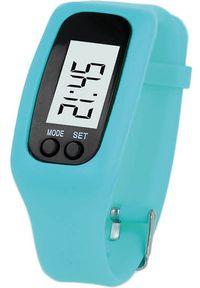 Niebieski zegarek GreenGo