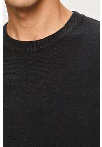 Only & Sons - Sweter. Okazja: na co dzień. Kolor: niebieski. Materiał: dzianina. Długość rękawa: długi rękaw. Długość: długie. Styl: casual