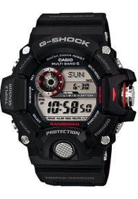 Czarny zegarek Casio