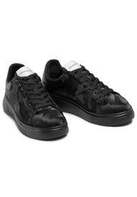 Emporio Armani Sneakersy X4X264 XM724 K001 Czarny. Kolor: czarny
