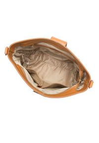 Wittchen - Damska listonoszka skórzana ze sprzączką. Wzór: haft, gładki. Sezon: lato. Dodatki: z haftem. Materiał: skórzane. Rozmiar: małe. Styl: casual. Rodzaj torebki: na ramię #7