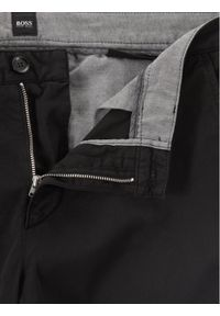 Czarne spodnie BOSS