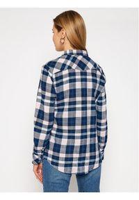 Wrangler Koszula Western Check W5N13TXTU Kolorowy Slim Fit. Wzór: kolorowy