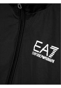 EA7 Emporio Armani Kurtka przejściowa 3KBB02 BN27Z 1200 Czarny Regular Fit. Kolor: czarny