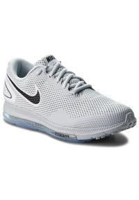 Szare sneakersy Nike Nike Zoom