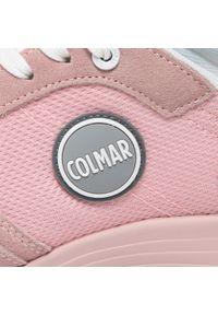 Colmar - Sneakersy COLMAR - Darren Bold 106 Lt Pink. Kolor: różowy. Materiał: zamsz, materiał. Szerokość cholewki: normalna. Obcas: na płaskiej podeszwie