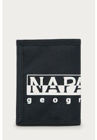 Niebieski portfel Napapijri