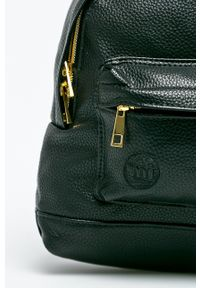 Czarny plecak Mi-Pac