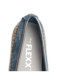 Niebieskie półbuty The FLEXX z cholewką, na co dzień