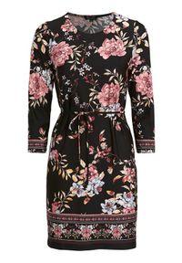 Czarna sukienka mini Happy Holly