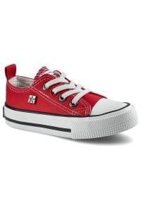 Big-Star - Trampki BIG STAR HH374092 Czerwony. Kolor: czerwony