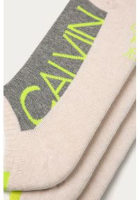 Skarpetki Calvin Klein z nadrukiem