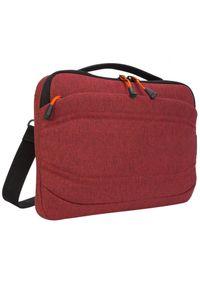 "TARGUS - Targus Groove X2 do MacBook 13"" czerwona. Kolor: czerwony"