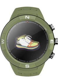Zielony zegarek WATCHMARK smartwatch