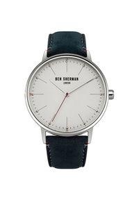 Brązowy zegarek Ben Sherman klasyczny
