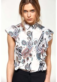 Bluzka koszulowa Nife na lato