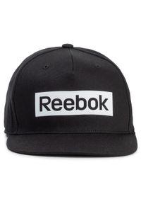 Czarna czapka Reebok