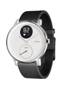 Biały zegarek WITHINGS elegancki