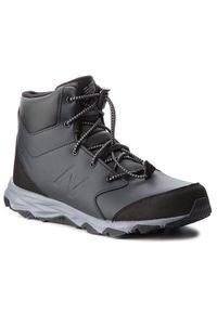 Szare buty zimowe New Balance