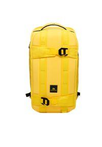 Plecak Db THE EXPLORER. Kolor: żółty. Styl: street