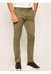 Zielone spodnie Guess