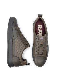 Zielone sneakersy G-Star RAW