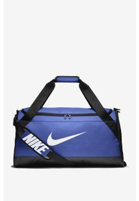 Niebieska torba Nike sportowa