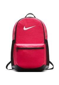 Nike - PLECAK NIKE BRASILIA > BA5329-699. Materiał: poliester. Styl: młodzieżowy