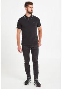 Koszulka polo Armani Exchange sportowa, z nadrukiem, polo