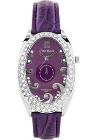 Srebrny zegarek Gino Rossi