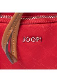 Czerwona torebka worek JOOP! casualowa