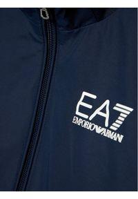 EA7 Emporio Armani Kurtka przejściowa 3KBB02 BN27Z 1554 Granatowy Regular Fit. Kolor: niebieski #2