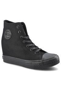 Big-Star - Sneakersy BIG STAR FF274A191 Czarny. Kolor: czarny