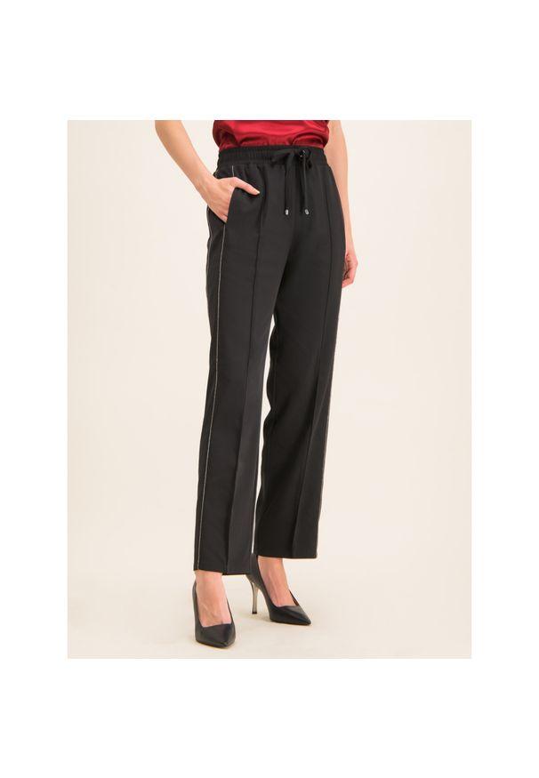 Czarne spodnie Marella
