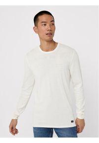 Biały sweter klasyczny Only & Sons
