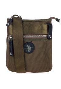 Brązowa torba U.S. Polo Assn