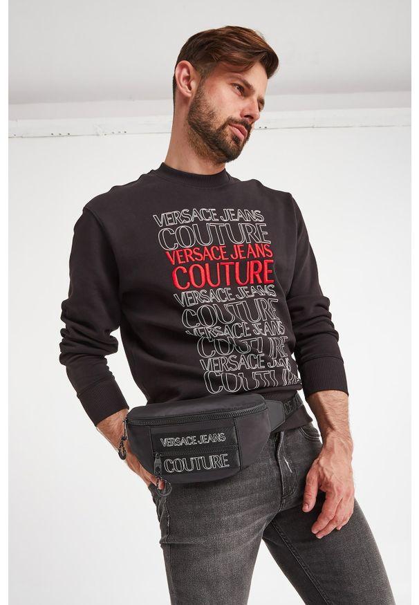 Versace Jeans Couture - NERKA VERSACE JEANS COUTURE. Materiał: materiał. Wzór: aplikacja. Styl: elegancki