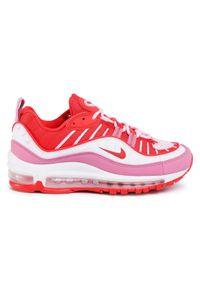 Czerwone buty sportowe Nike Nike Air Max