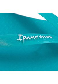 Niebieskie japonki Ipanema #7