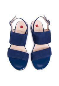 Niebieskie sandały HÖGL