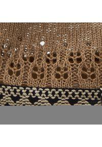 Pepe Jeans - Kapelusz PEPE JEANS - Mogly Hat PB040283 Natural 816. Kolor: beżowy. Materiał: poliester, materiał, bawełna