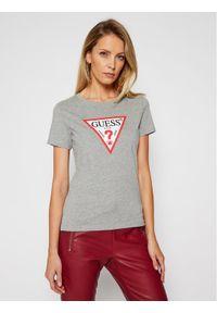 Guess T-Shirt Original Tee W1RI00 I3Z11 Szary Regular Fit. Kolor: szary