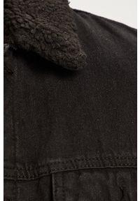 Czarna kurtka Only & Sons bez kaptura, casualowa, na co dzień