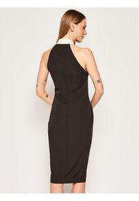 Czarna sukienka koszulowa Babylon