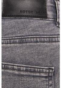 Szare jeansy Noisy may