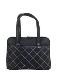 Czarna torba na laptopa YENKEE elegancka